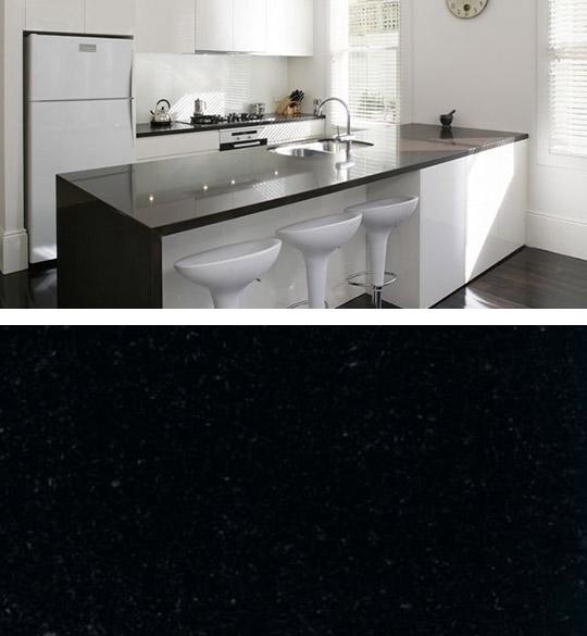 Granito negro intenso m rmoles da silva for Granito negro intenso