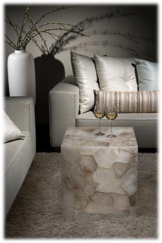 mesa white quartz
